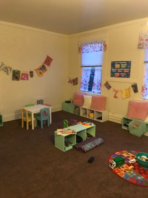 1 play space.